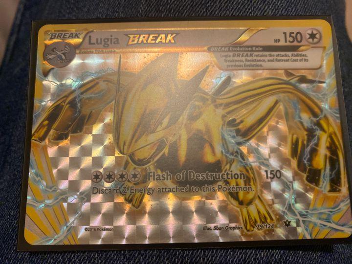 lugia break 79/124 Item Image